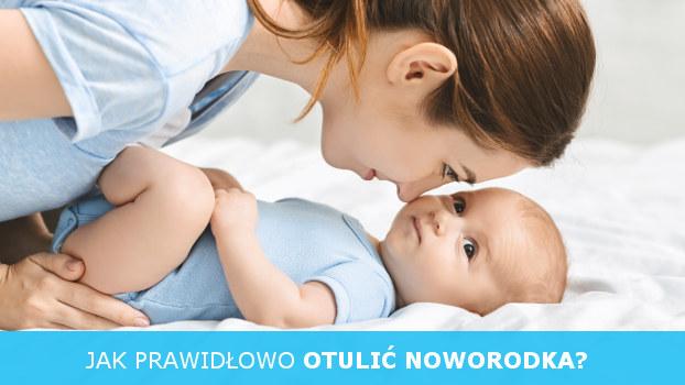 jak prawidłowo otulić dziecko