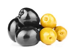 owoc oliwki